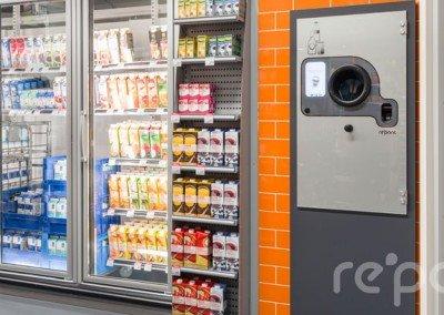 Joustavat asennusvaihtoehdot mahdollistavat optimaalisen laitteiston jokaiseen eri myymälätilaan.