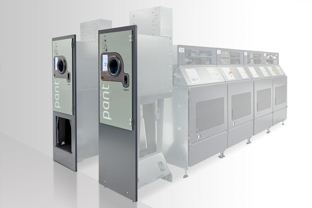 RVM Systems erbjuder passande lösningar för alla butiksstorlekar