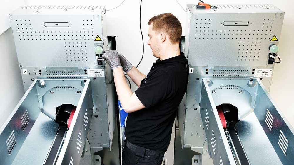 RVM Systems-serviceavtal för ditt retursystem