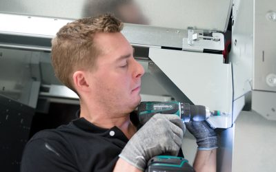 RVM Systems maintenance serves quickly and reliably