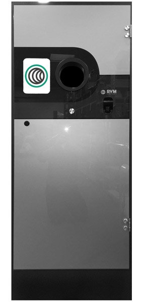 RVM Systems -pullonpalautusautomaatti